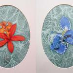 Khaberdaar! Phool torna mana hai, 2012, Gouache, watercolor and mix-media on Wasli, 17 x 12 cm