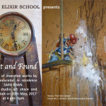 Invitation to Open Studio at The Elixir School